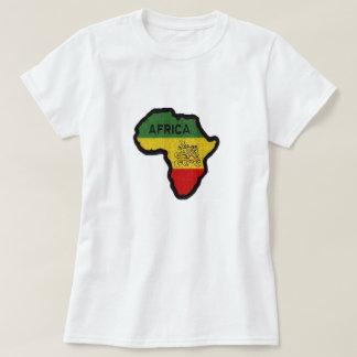 Camisa de África T Tshirt