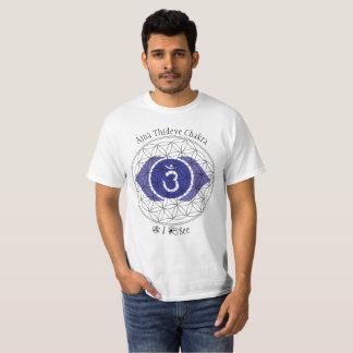 Camisa de Ajna Thirdeye Chakra Reiki