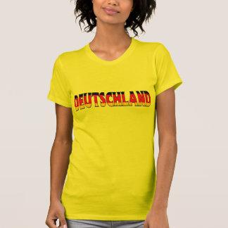 Camisa de Alemanha T-shirts