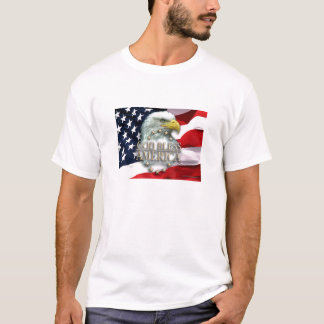 Camisa de América T dos deus abençoe