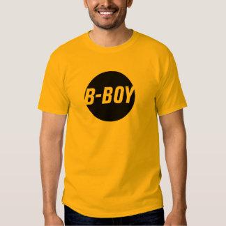 Camisa de BBoy T T-shirts