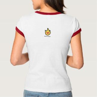 Camisa de Bella do guerreiro do arco-íris