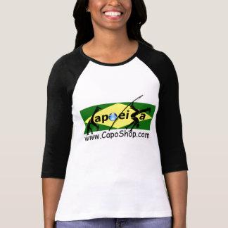 Camisa de Brasil Capoeira Tshirt