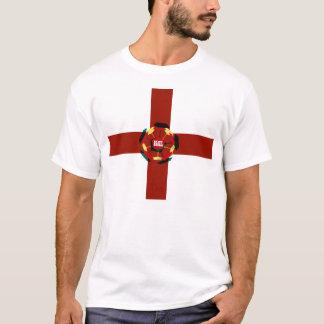 Camisa de Brasil do futebol de Inglaterra