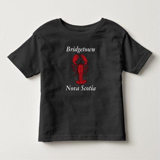 Camisa de Bridgetown Nova Escócia Canadá da