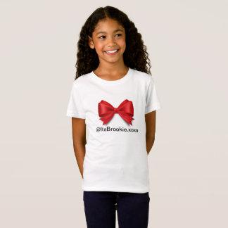 Camisa de Brookelyns Bowtastic