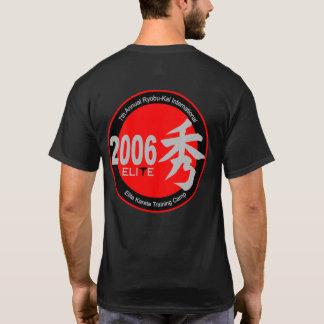 Camisa de campo de treinos do karaté da elite de