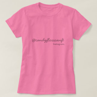Camisa de Candyflossswift t Camiseta