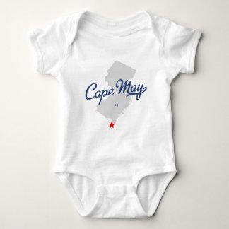 Camisa de Cape May New-jersey NJ