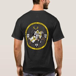 Camisa de carregamento do selo do cavaleiro