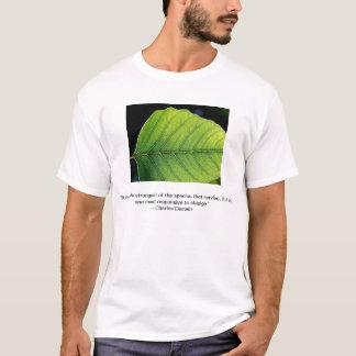 Camisa de Charles Darwin