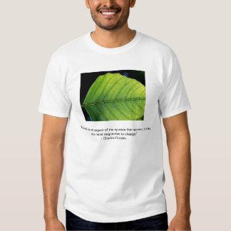 Camisa de Charles Darwin Camiseta