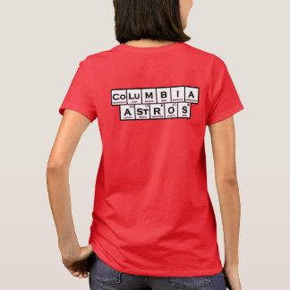Camisa de Colômbia Astros do átomo de CES