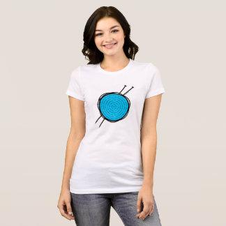 Camisa de confecção de malhas de T