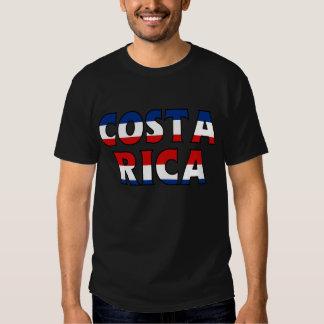 Camisa de Costa Rica Camisetas