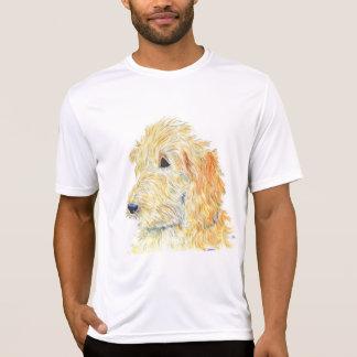 Camisa de creme do desempenho de Labradoodle #2