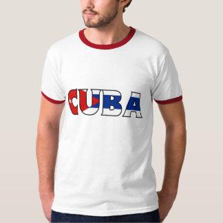 Camisa de Cuba Tshirts