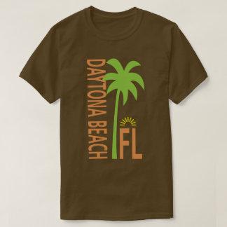Camisa de Daytona Beach com palmeira