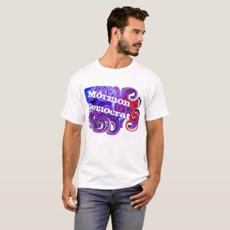 Camisa de Democrata do Mormon