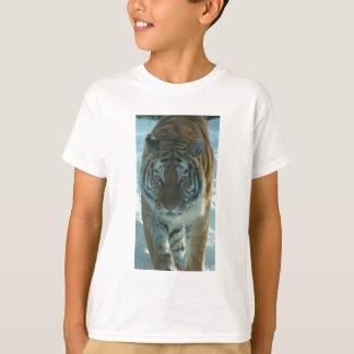 Camisa de desengaço dos miúdos do tigre Siberian