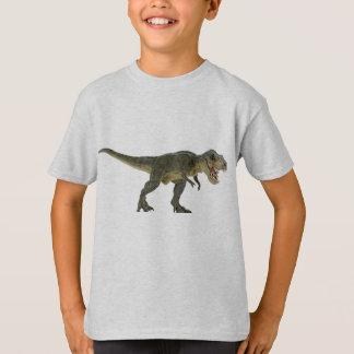 camisa de Dino para miúdos