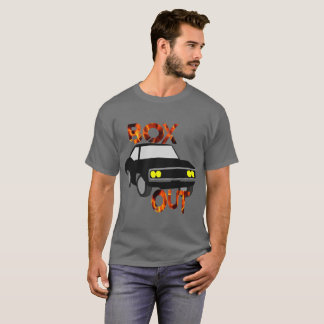 CAMISA DE DODGE BOX-OUT