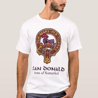 Camisa de Donald T do clã