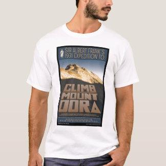 Camisa de Dora da montagem da escalada