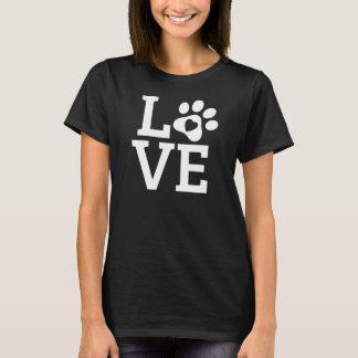 Camisa de DTDR - cores escuras - amor