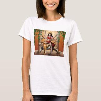 Camisa de Durga T da deusa