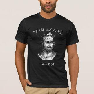Camisa de Edward LongShanks da equipe