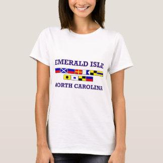 Camisa de Emerald Isle