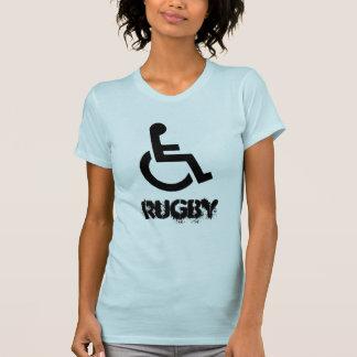 Camisa de esporte de Murderball do rugby da