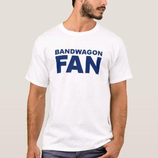 Camisa de esportes do fã do movimento - vagão da