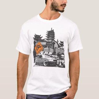 """Camisa de """"Extremo Oriente"""" da RUA"""