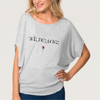 Camisa de fluxo do Wildflower