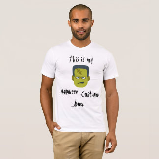 Camisa de Frankenstein o Dia das Bruxas