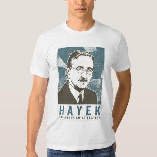 Camisa de Friedrich von Hayek Vintage T-shirts