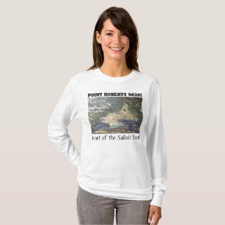 Camisa de FunRaiser LS da biblioteca de Salish