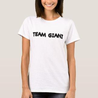 Camisa de Giani da equipe da senhora PartsTV