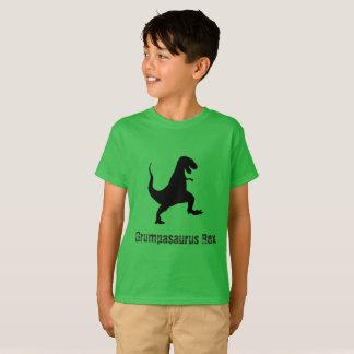 Camisa de Grumpasaurus Rex