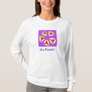 Camisa de Hamentashen