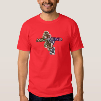 Camisa de Hip Hop T do diabo do Mic T-shirts