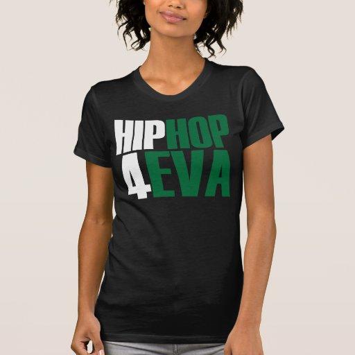 Camisa de Hip Hop Camiseta