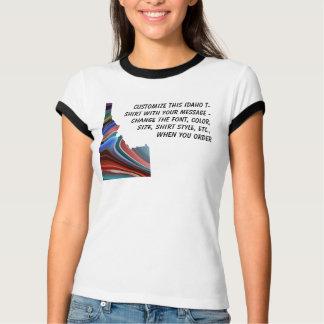 Camisa de Idaho - costume com eleição ou outro