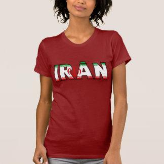 Camisa de Irã Camisetas