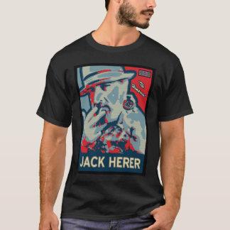 Camisa de Jack Herer SOS das caras