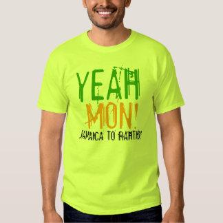 Camisa de Jamaica T Tshirts