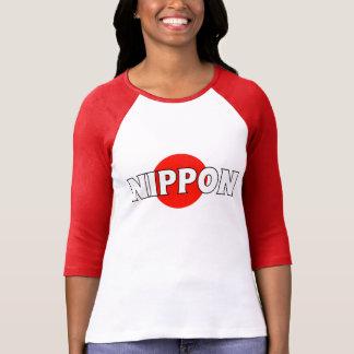 Camisa de Japão Camisetas