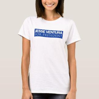 Camisa de Jesse Ventura (correia de espaguetes